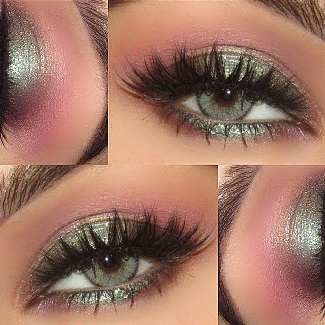 IG'er: @dangsonia used her 88 Color Shimmer Eyeshadow Palette for her beautiful work. Get the look & buy yours for $10.95: http://bit.ly/1jZM0ld