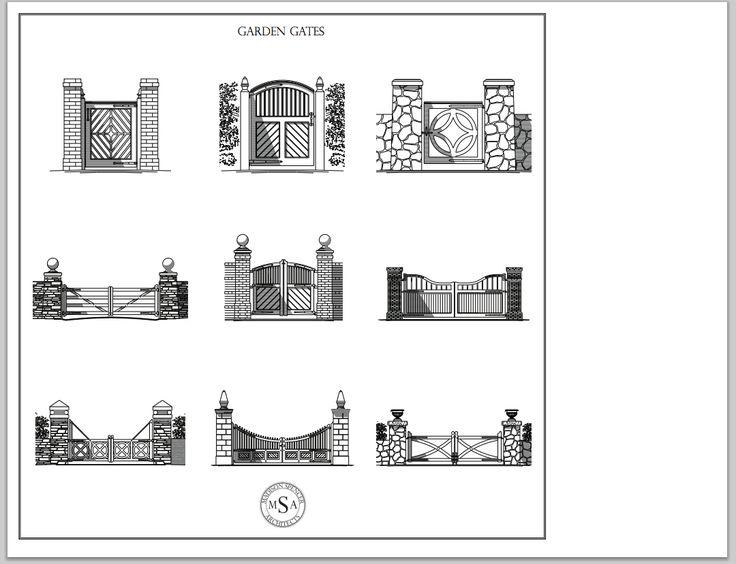Garden Gate styles