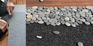 Žena vzala obyčejné kamínky a vytvořila něco krásného! Kreativní nápady na dekorace do vaší domácnosti!