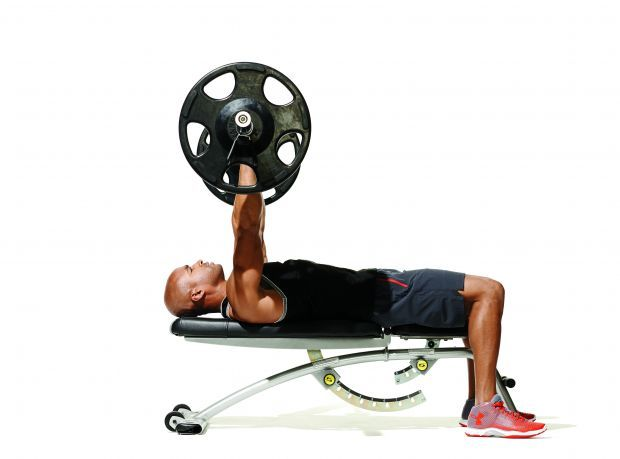 Joe Manganiello's workout and nutrition tips | Men's Fitness UK