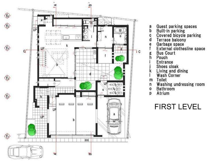 ev planları, iki katlı ev planları, villa planları