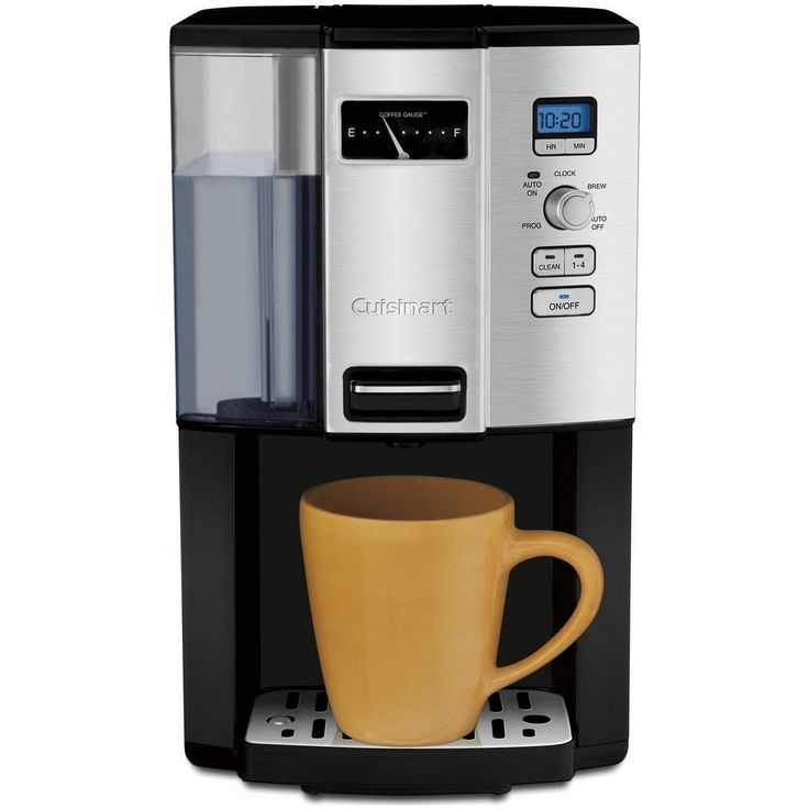 Cuisinart Coffee Maker 12 Cup Programmable Coffee On Demand