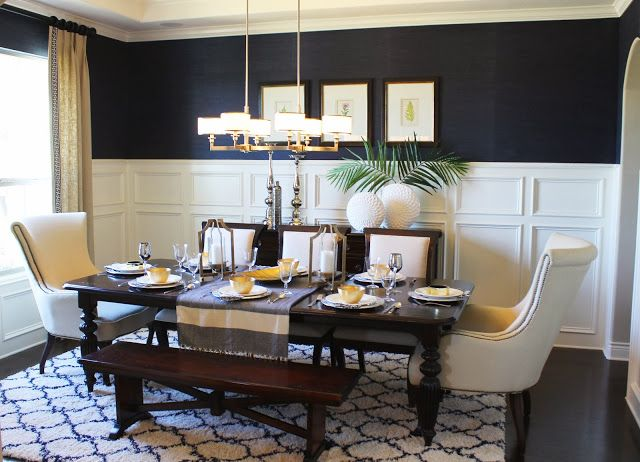 Model Home Dining Rooms 42 best dining rooms images on pinterest | dining room, model
