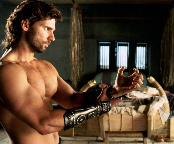 eric bana, my absolute favorite movie and actor.