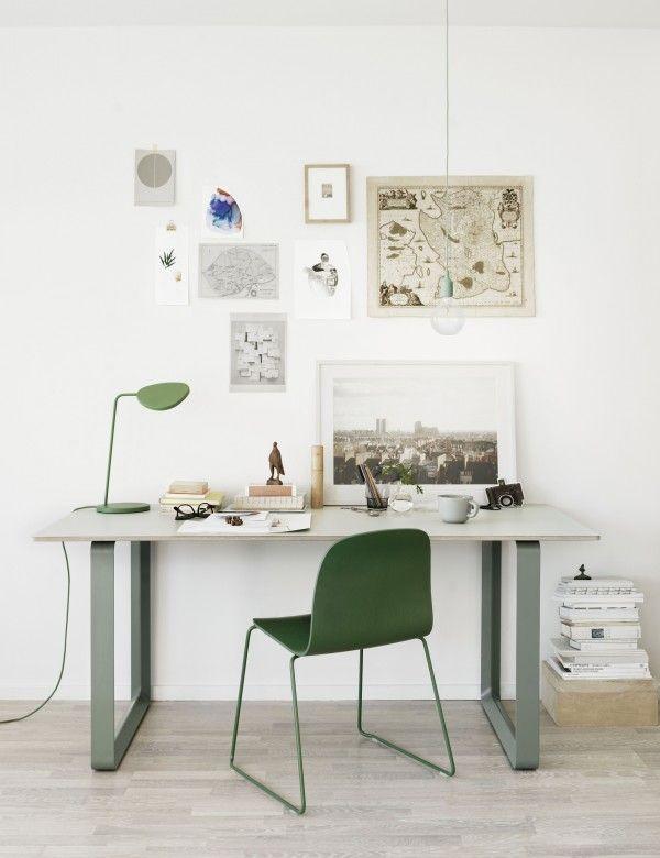 70/70 - Modern Scandinavian Design Dining Table by Muuto - Muuto
