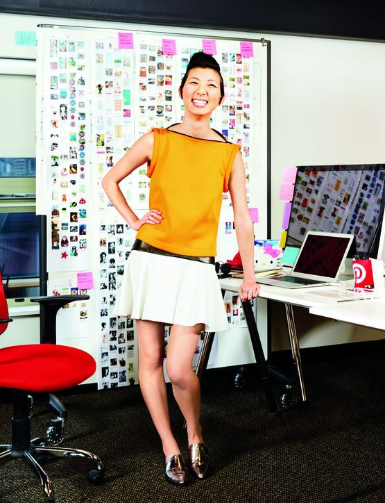 How @Enid Hwang landed her job at Pinterest!