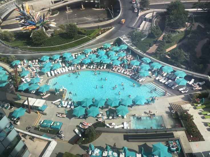 Vdara pool Las Vegas | Traveling in my mind because I can ...