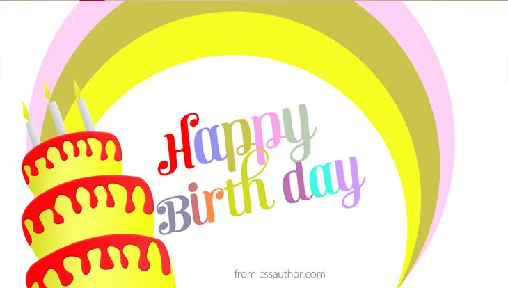 Free Funny Birthday Cards PSD