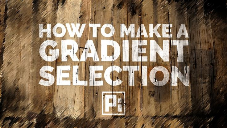 how to add a gradient to a text in photoshop