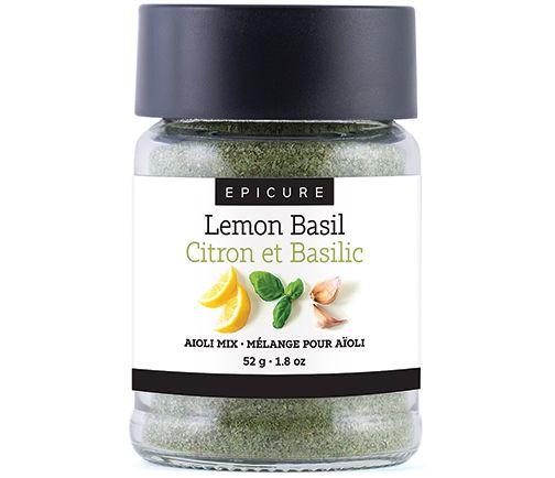 Lemon Basil Aioli Mix