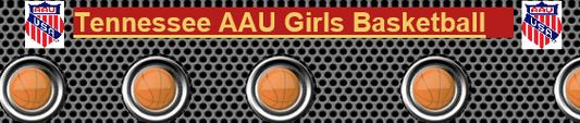 TN Girls AAU Championships on May 8-10 at Rocky Top Sports World