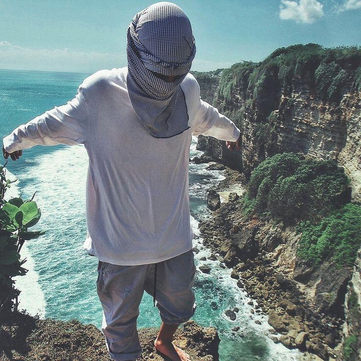 Bali island : mountain view  Uluwatu 2017