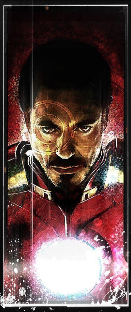 The Avengers - Iron Man by Daniel Scott Gabriel Murray *