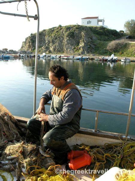Lesvos, Agios Fokas