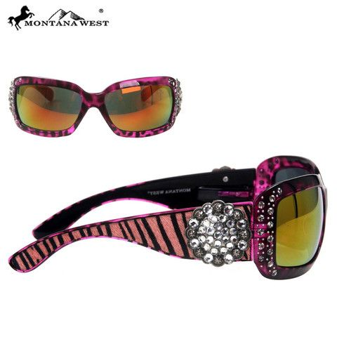 SUNGLASS - BK/CL (FMSGS-2502CL)  See more at http://www.montanawest.ca/collections/sunglasses