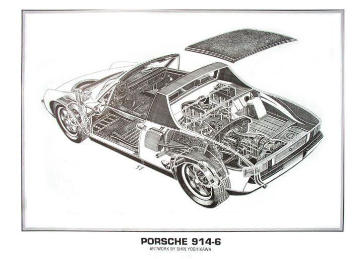 bugatti chiron engine diagram