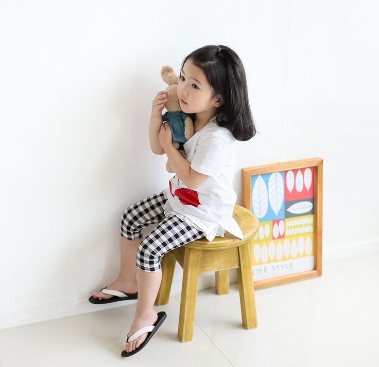 Korea childrens No.1 Shopping Mall. EASY & LOVELY STYLE [COOKIE HOUSE]  #koreakidsfashion #kidsfashion #kidslooks #kidsclothes #goodquality #goodfabric #cute #pretty #kidOOTD #OOTD #COOKIEHOUSE   #bottom #leggings #pattern #checkpattern  Leggings's styling can be easily  It's easy to get tired of pattern coordination Check  Waist banding treatment Storage Kids can take off on their own do  (Check / 5 ~ 13 to No.)    Check 7 parts you Ms. Leggings / Size : S, M, L / Price : 7.47 USD