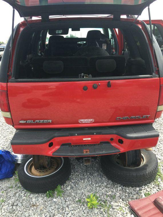 Chevrolet / Chevy Blazer carro portón por UncleBrothersGarage