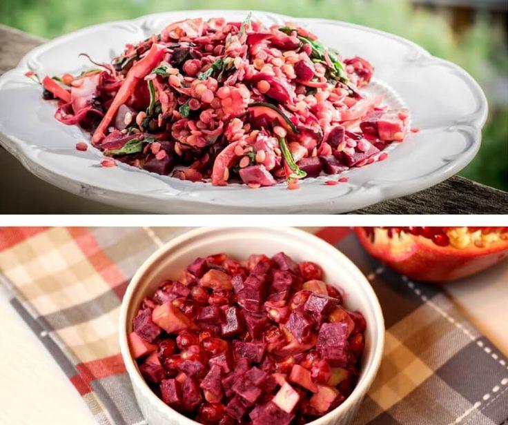Czerwone buraki to świetnie warzywo! Z jego pomocą można stworzyć wspaniałe potrawy. To jedno z najlepszych produktów na zimę!