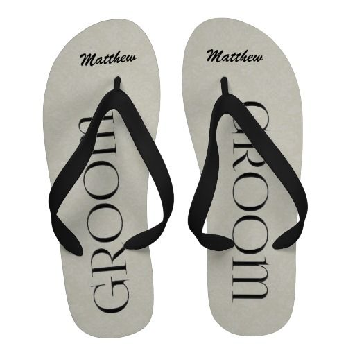 >>>Low Price Guarantee          Cream and Black Groom's Wedding Slippers Flip-Flops           Cream and Black Groom's Wedding Slippers Flip-Flops so please read the important details before your purchasing anyway here is the best buyDeals          Cream and Black Groom's Wedding...Cleck Hot Deals >>> http://www.zazzle.com/cream_and_black_grooms_wedding_slippers_flipflops-256018980054020050?rf=238627982471231924&zbar=1&tc=terrest
