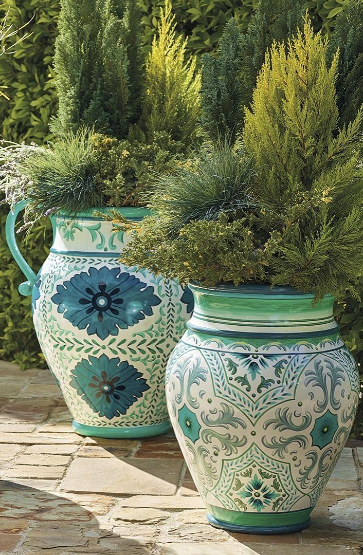 182 best images about large pots on pinterest