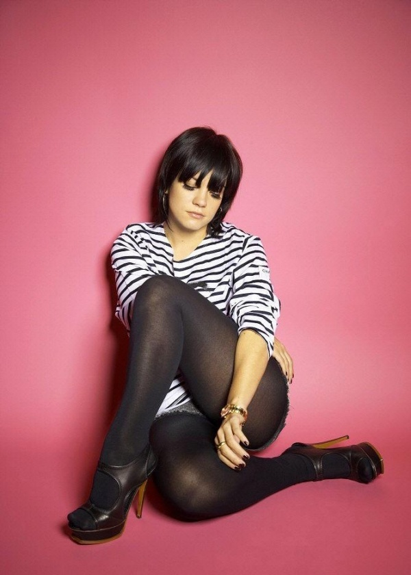 Lily allen upskirt holiday