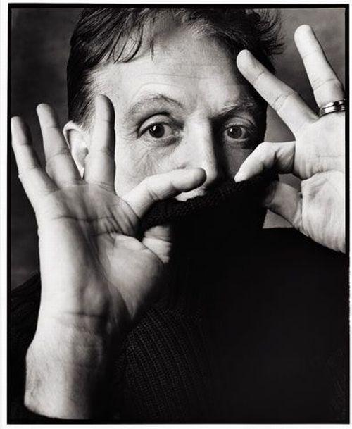 Paul McCartney    Photo by Mark Seliger