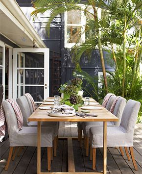 Eco Outdoor - Furniture - Dining + Bar Tables - Bremer