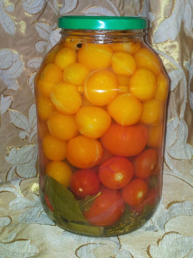 """Сладкие"""" помидоры"""