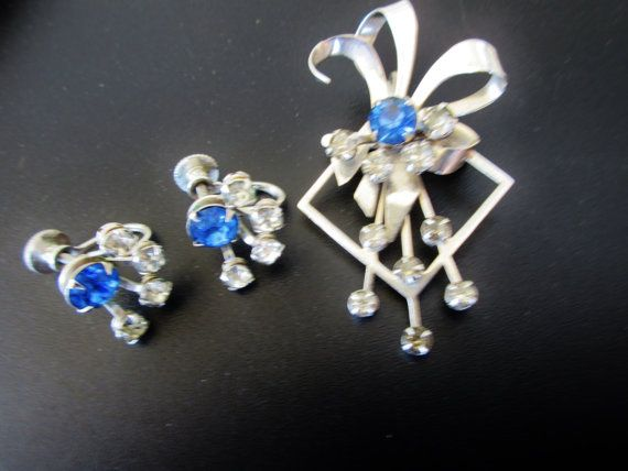88 best vintage jewelry images on pinterest for Bugbee and niles jewelry