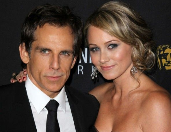 Ben Stiller and Christine Taylor go vegan! Christine only wishes they'd done it sooner... : )