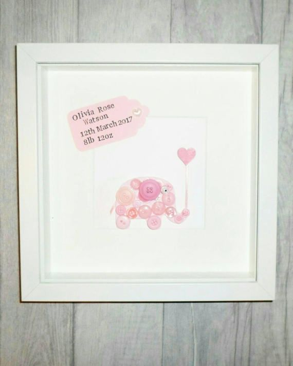 Check out this item in my Etsy shop https://www.etsy.com/uk/listing/505604086/personalised-new-baby-giftframenursery