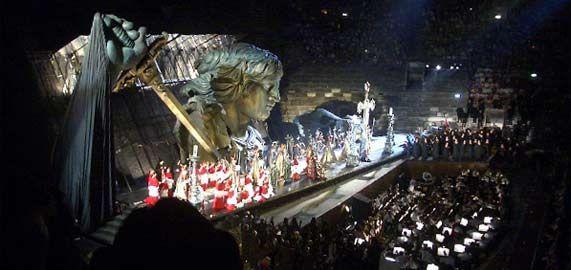 Opera in Verona...