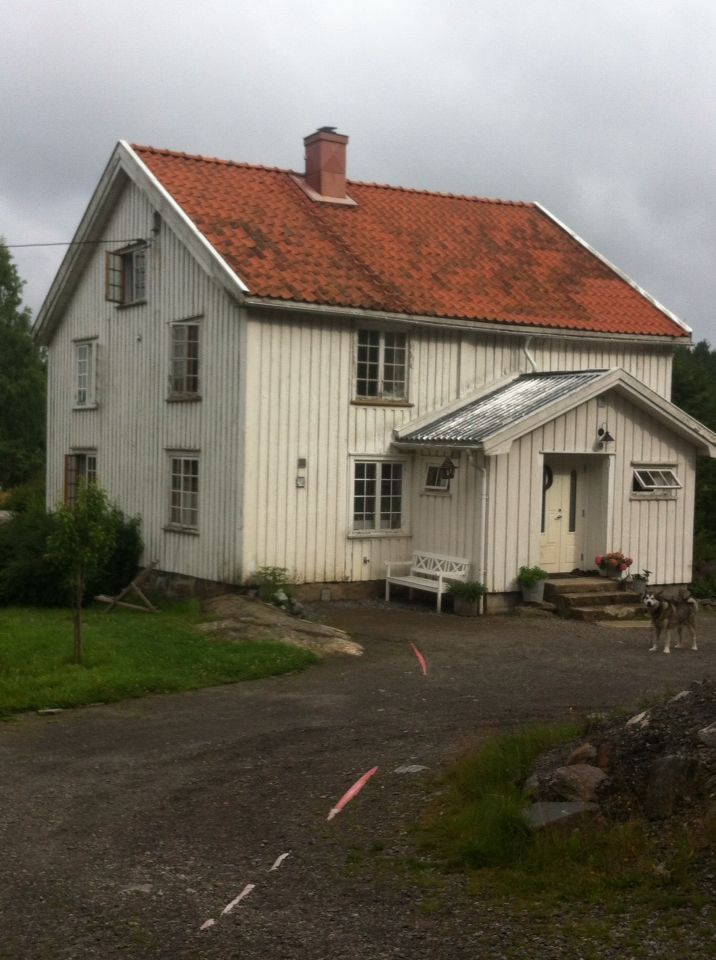 Huset på Lønne.