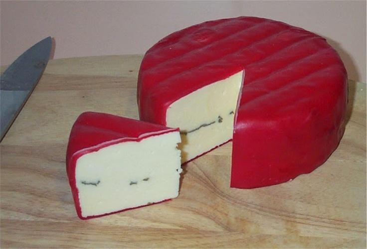 Little Green Cheese: Wensleydale