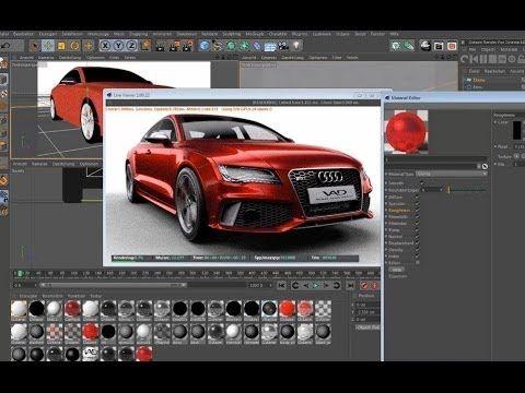 Octane Render for C4D 2.0 - Quick Look
