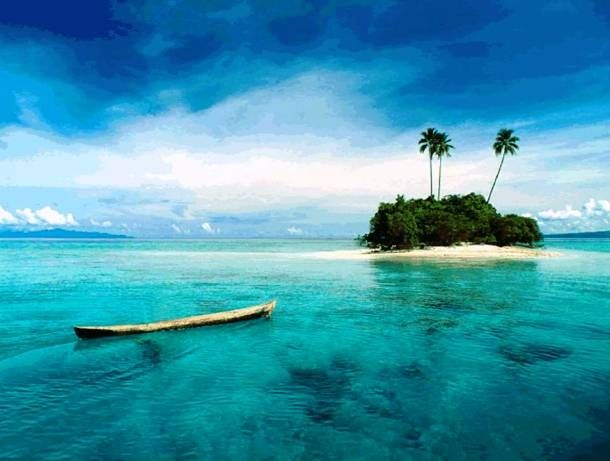 The World's Best Honeymoon Places : Fiji