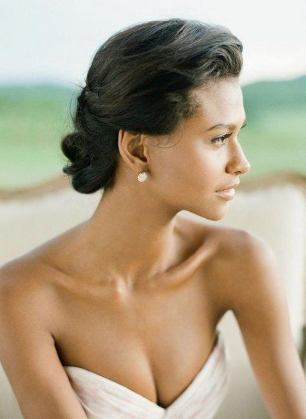 51 Ideas wedding hairstyles african american updo natural hair brides