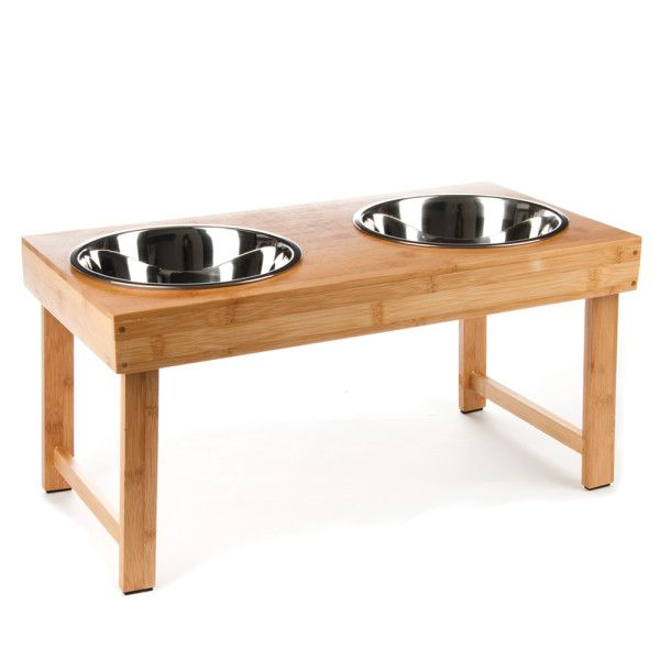Top Paw® Elevated Table Feeder | Elevated Stands | PetSmart