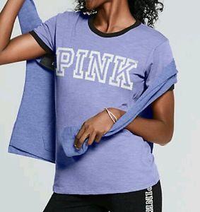 Victoria-039-s-Secret-PINK-T-Shirt-Top-Tee-M