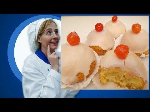 """Dolci """"SOSPIRI DELLA SPOSA"""" - meravigliosi - Le ricette di Zia Franca - YouTube"""
