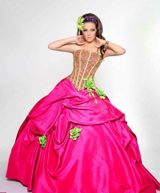 18 best vestidos de 15 images on Pinterest | 15 anos dresses ...