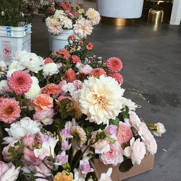 Flower Inspo by @jennchezdesign, 1000 likes