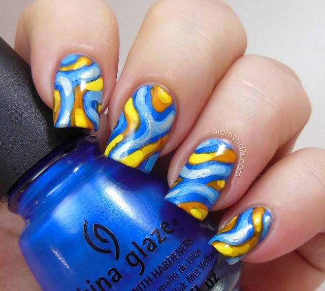 Best 25 Fish Nail Art Ideas On Pinterest Mermaid Nail