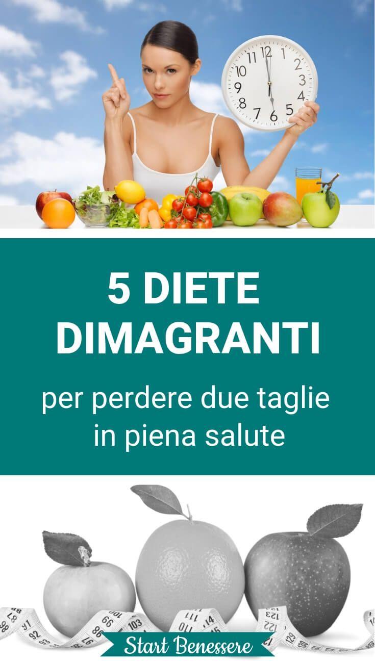 dieta dimagrire in 2 settimane