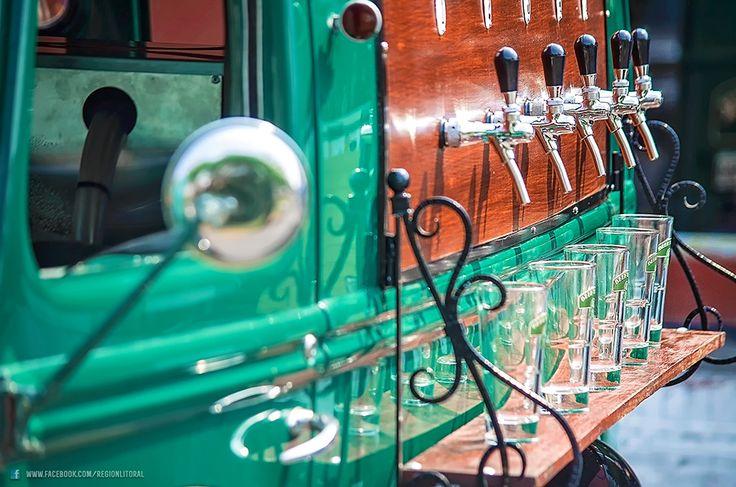Beer Truck 41 Paraná - Salón de Automóviles Clásicos y Motocicletas