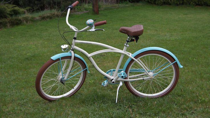 #bikes #moonbikes #bike #cute #brown #blue #lightblue #
