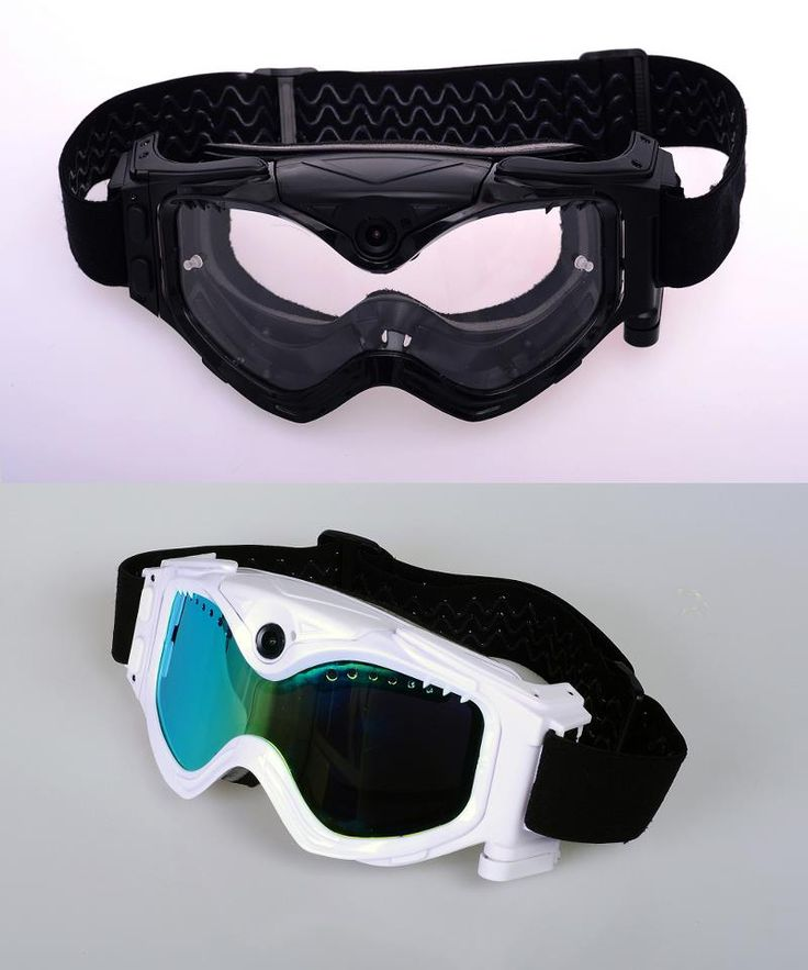 720P  Video Goggles in black or white, Snow or race, we have a model that will suit your needs! $169.99 replaceable rechargeable batteries, wide angle lens (135 degree), can be played back on your TV via patch cord or downloaded to your computer. Replaceable face sponge,built in microphone with wind guard! for either our new ski or race goggle (race goggles have tear off lenses, one pack included, replacement packs will be available thu the site!