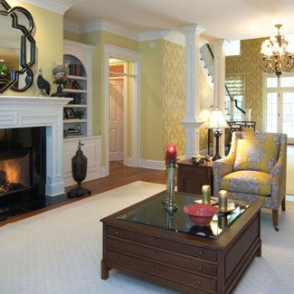 129 best yellow living room images on pinterest | yellow living