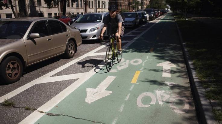 In America's 'Most Bikeable' Cities, Bike Lanes Rule